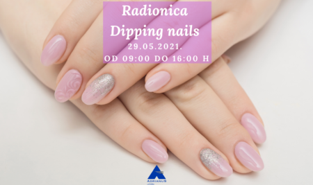 RADIONICA DIPPING NAILS
